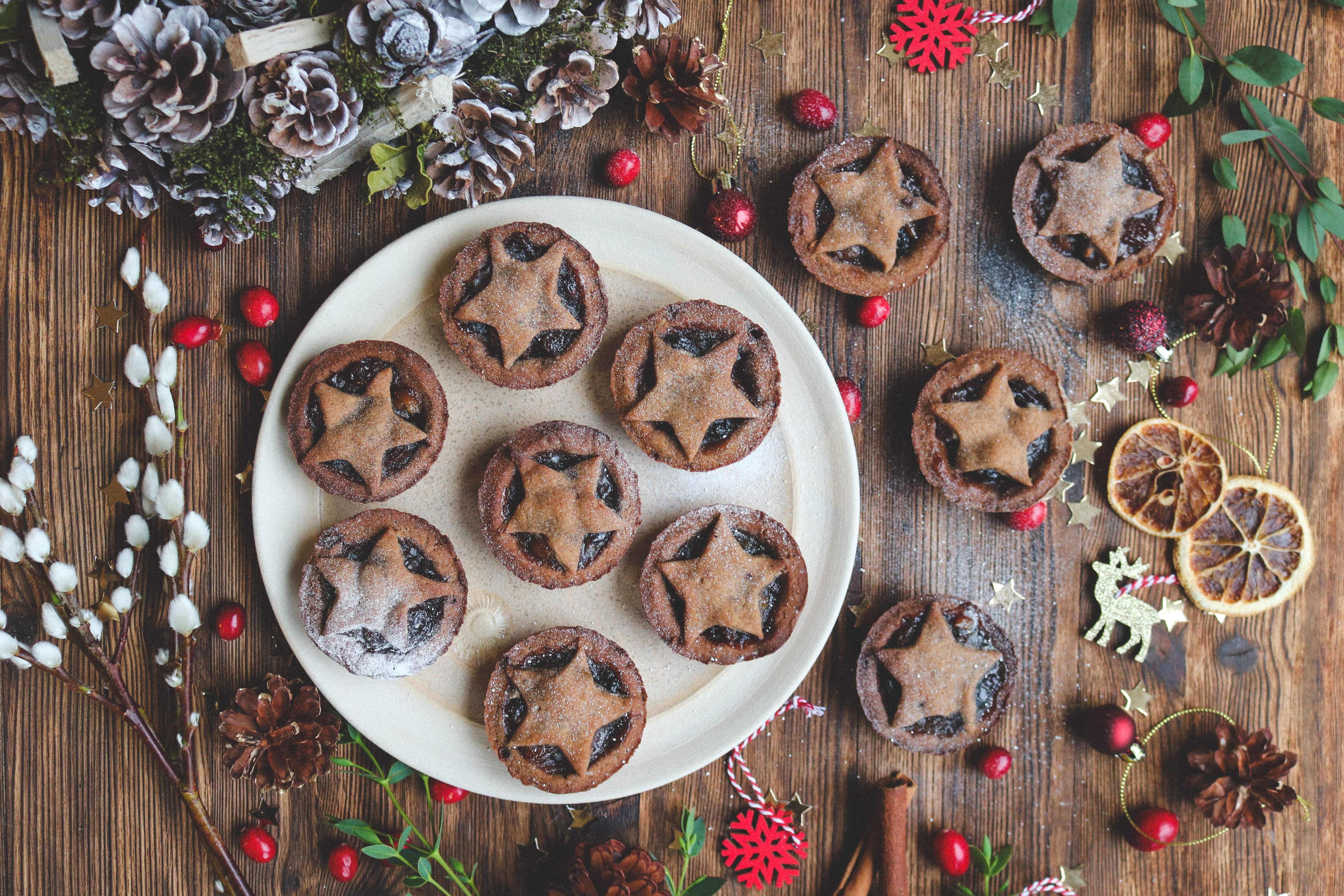 Clementine Mince Pies