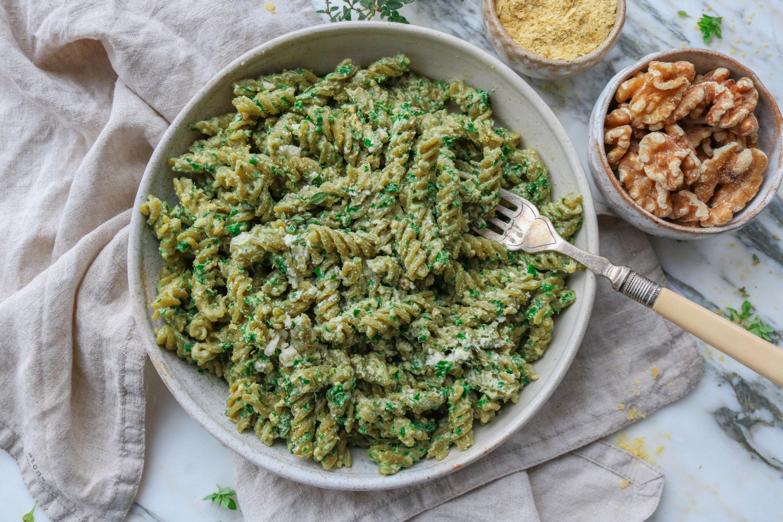 Walnut & Kale Pesto