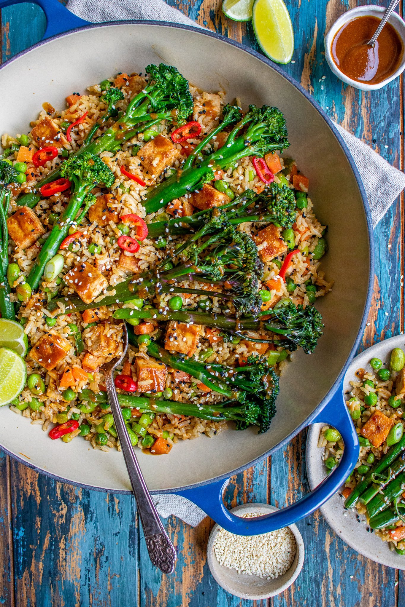 Tenderstem Royale® Fried Rice
