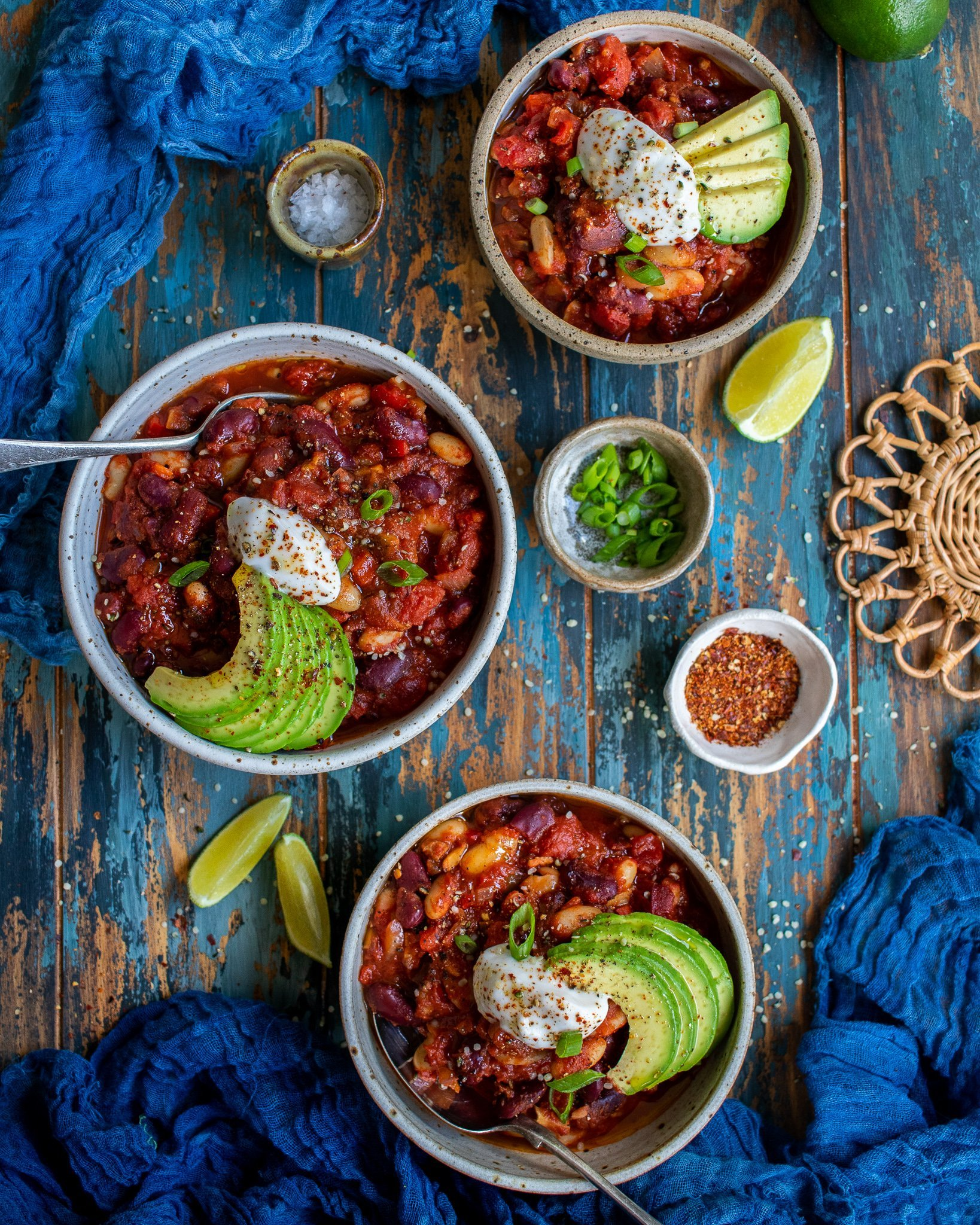 One Tray Bean Chilli