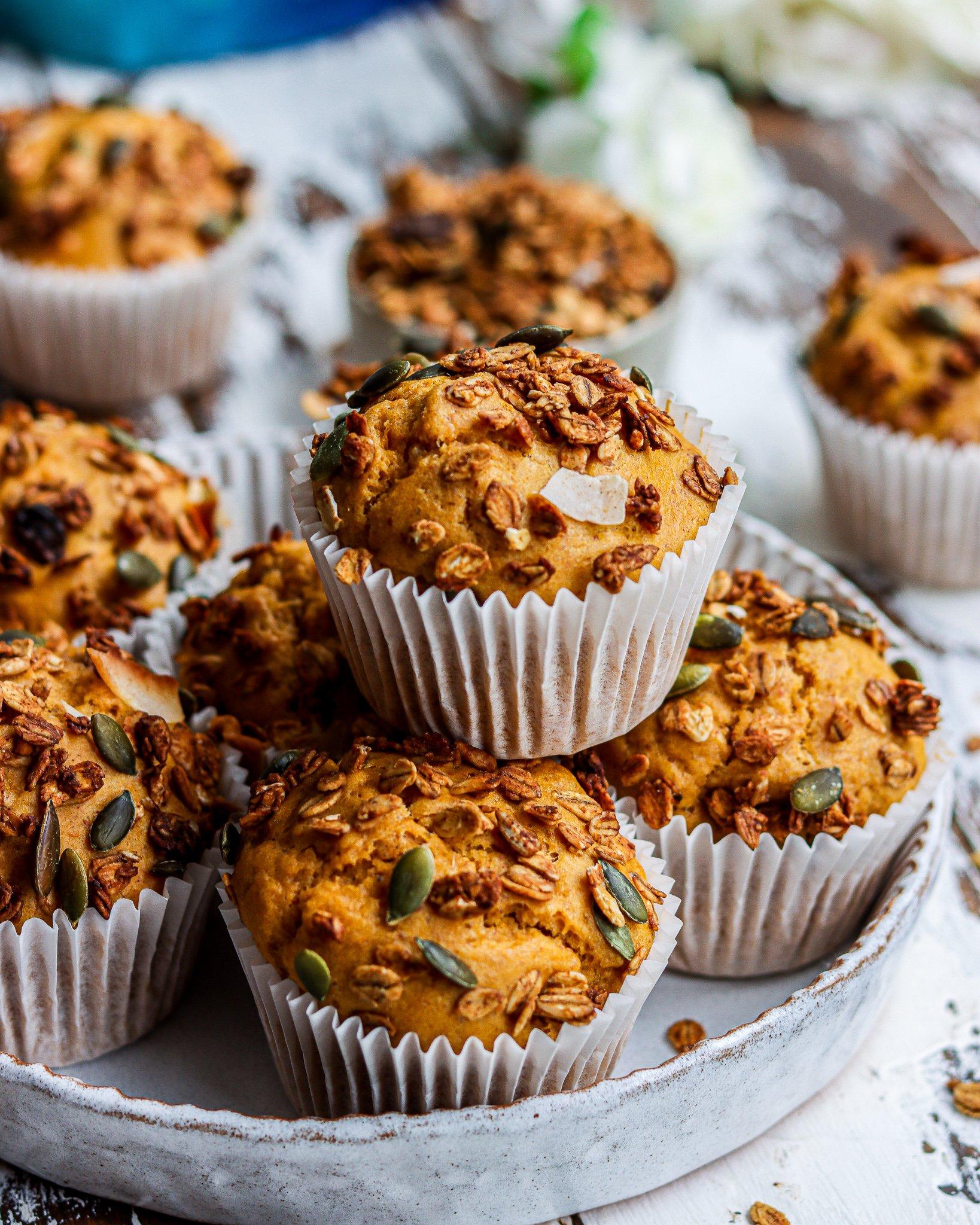 Bioglan Tummy Diaries + Sweet Potato Muffins